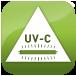 UV-C-Leuchtstoffröhre