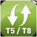 T5/T8-Ersatz